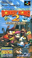 Super Donkey Kong (video game) 2 Dixie & Diddy