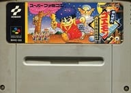 Good luck Goemon Yukihime rescued picture scroll (state: box description missing item, ROM cassette state difficult)