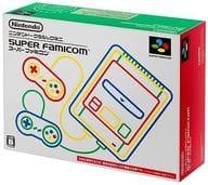 ニンテンドークラシックミニ スーパーファミコン(状態:箱(内箱含む)状態難)