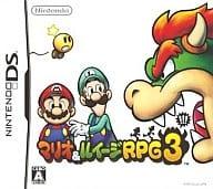 Mario & Luigi RPG 3