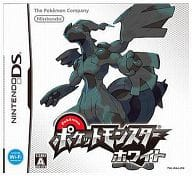 Pokémon White (Condition: Outer Box Status Difficult)