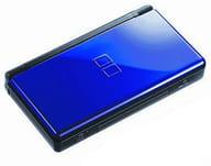 北米版 ニンテンドーDS Lite本体 コバルト/ブラック(国内ソフト使用可)(状態:本体のみ、本体状態難)