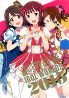 パンフレット THE IDOLM@STER M@STERS OF IDOL WORLD!! 2015