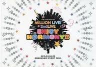 小冊子THE IDOLM @ STER MILLION LIVE!2nd LIVE ENJOY H @ RMONY !!