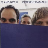 Q AND NOT U / DIFFERENT DAMAGE [Import Disc]