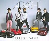 嵐 / Love so sweet[初回限定盤]