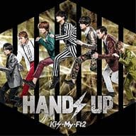 Kis-My-Ft2 / HANDS UP [w / DVD, First Press Edition A]
