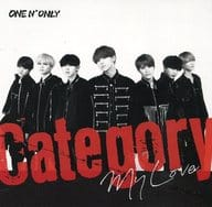 ONE N 'ONLY / Category / My Love (TYPE-A)