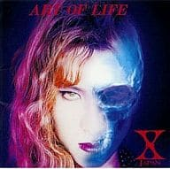 X JAPAN / ART OF LIFE [First Press Limited Edition]