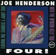 """ジョー・ヘンダーソン / """"フォア!""""ライブ・アット・レフト・バンク(廃盤)"""