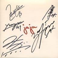 jaja / ジャジャ(アキヤマユキオさん、高島基博さん、西沢譲さん、市村浩さん、水岡のぶゆきさんのサイン入り)