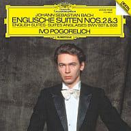 イーヴォ・ポゴレリチ(ピアノ) / J.S.バッハ:イギリス組曲第2番・第3番