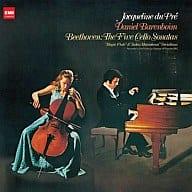 Jacqueline du Pre / Beethoven: Complete Cello Sonatas