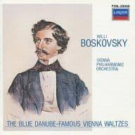ウィリー・ボスコフスキー指揮 ウィーン・フィルファーモニー管弦楽団 / 美しく青きドナウ ウィンナ・ワルツ名曲集