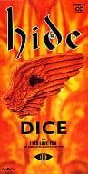 hide(X JAPAN)/ DICE