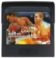 (no box or manual) (No box or manual) Heavyweight Champ
