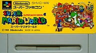 (no box or manual) (No box or manual) Super Mario World (ACG)