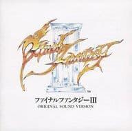 ランクB)FINAL FANTASY III オリジナル・サウンド・ヴァージョン