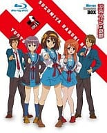 The Melancholy of Haruhi Suzumiya Blu-ray Complete BOX