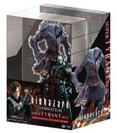Biological hazard Damnation Blu-ray IN 3D Super Tyrant figure BOX [5000 Limited Edition]