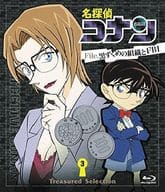 Detective Conan Tressured Selection File. Organized black and FBI 3