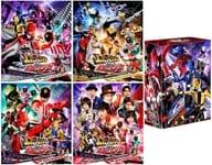 快盗戦隊ルパンレンジャー vs 警察戦隊パトレンジャー Blu-ray COLLECTION 初回版 全4巻セット