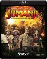 Jumanji Welcome to Jungle Blu-ray & DVD Set