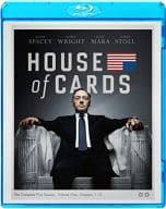 House of Card Ambition Stairs SEASON 1 Blu-ray Complete Pack