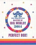 THE IDOLM @ STER M @ STERS OF IDOL WORLD !! 2014 PERFECT BOX! [Complete production limited edition]