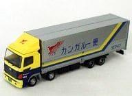 "1/150 Hino Professional Seino Express Wing Bang (Cream × Silver) ""The Track Collection No. 4"" Display Model"
