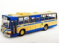 "1/150 Mitsubishi Fuso MP 218K Yokohama City Transportation Bureau ""The Bus Collection No. 13"" display model"