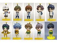 "All 10 sets ""One Coin Grande Figure Collection The Prince of Tennis"""