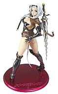 "Excellent model CORE exile warrior Reina 2P color Ver. ""Queen's blade P-8"""