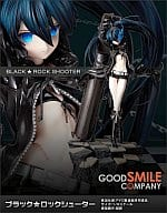 """Black ★ Rock Shooter """"Black ★ Rock Shooter"""" 1/8 PVC painted finished product"""