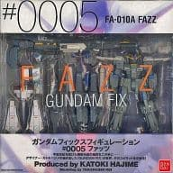 FA-010A FAZZ(ファッツ) 「ガンダム・センチネル」 GUNDAM FIX FIGURATION #0005