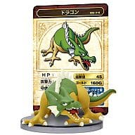 "Dragon ""Dragon Quest (video game)"" Monster Museum 016"