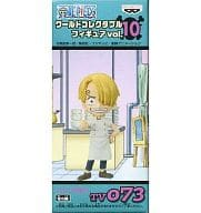 [箱欠品] サンジ(子供時代) 「ワンピース」 ワールドコレクタブルフィギュア vol.10 TV073