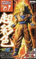 孫悟空 (スーパーサイヤ人3) 「ドラゴンボール改」 ハイスペックカラーリングフィギュア ~SPECIAL COLLABORATION EDITION~ SP01