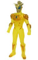 """Ultraman Zid (Solid Burning) Fusion Rise Yellow Ver. """"Ultraman Zide"""" Ultra Hero Series Soft Vinyl Figure Ultraman Event Venue & Ultraman Shop Limited"""