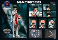 リック・ハンター(一条輝) 「ROBOTECH(ロボテック)/超時空要塞マクロス」 1/12 アクションフィギュア
