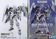 METAL BUILD ダブルオーライザー デザイナーズブルーVer. 「機動戦士ガンダム00(ダブルオー)」 TAMASHII NATION 2019開催記念商品