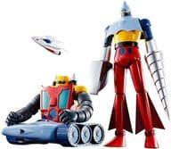 超合金魂 GX-91 ゲッター2&3 D.C. 『ゲッターロボ(テレビアニメ版)』