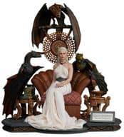マザー・オブ・ドラゴンズ デナーリス・ターガリエン 「ゲーム・オブ・スローンズ」 アルティメットプレミアムマスターライン 1/4 ポリストーン製スタチュー