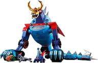 【特典】超合金魂 GX-100 ガイキング&大空魔竜 『大空魔竜ガイキング』