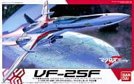 1/100 VF-25F メサイアバルキリー ファイターモード アルト機「マクロスF(フロンティア)」