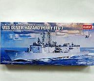 1/350 アメリカ海軍 ミサイルフリゲート艦 FFG-7 オリバー・ハザード・ペリー [14102]