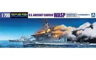 "1/700 US Navy Aircraft Carrier WASP (Wasp) & Japan Navy Submarine I 19 ""Water Line Series"" [010303]"