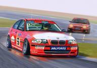 1/24 BMW 320i DTCC 2001 ウイナー レーシングシリーズ [PN24007]