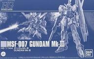 1/144 HGUC MSF-007 ガンダムMk-III 「機動戦士Zガンダム MSV」 プレミアムバンダイ限定 [5061411]