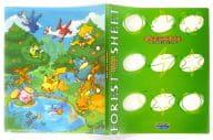 [カード欠け] ポケモンカードゲーム ポケパーク プレミアムファイル フォレストシート